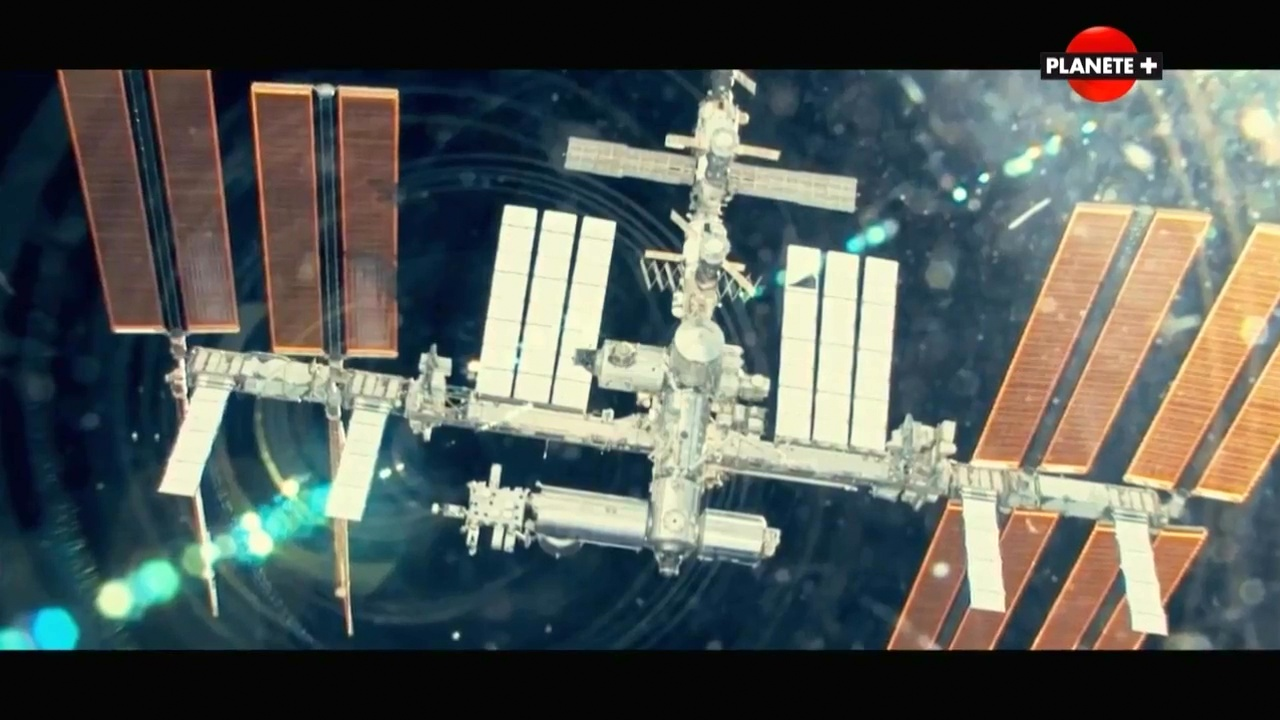 Documentaire Espace, l'odyssée du futur – Ep01 – A bord de l'ISS