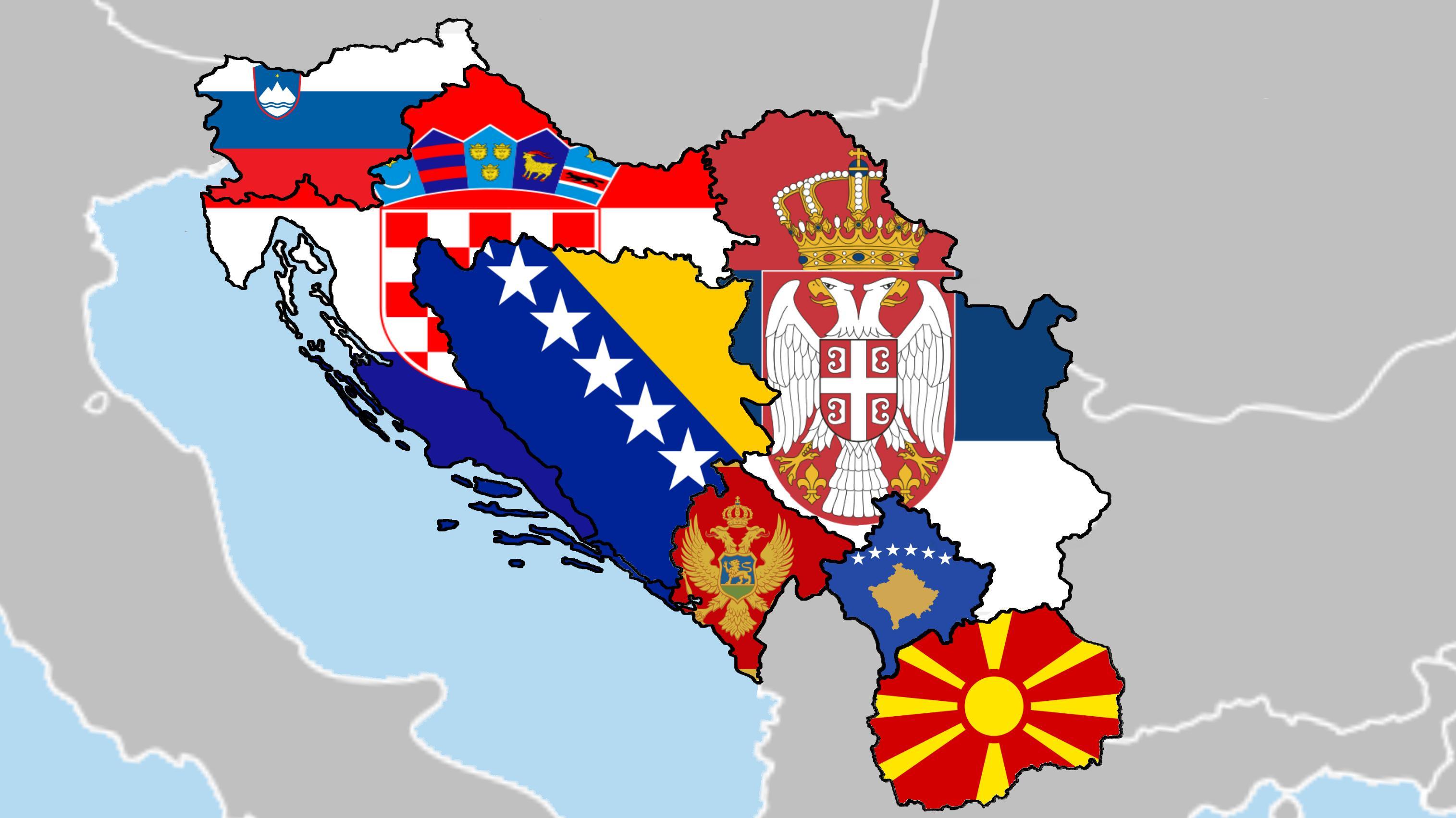 Documentaire Ex-Yougoslavie – Les nouvelles républiques
