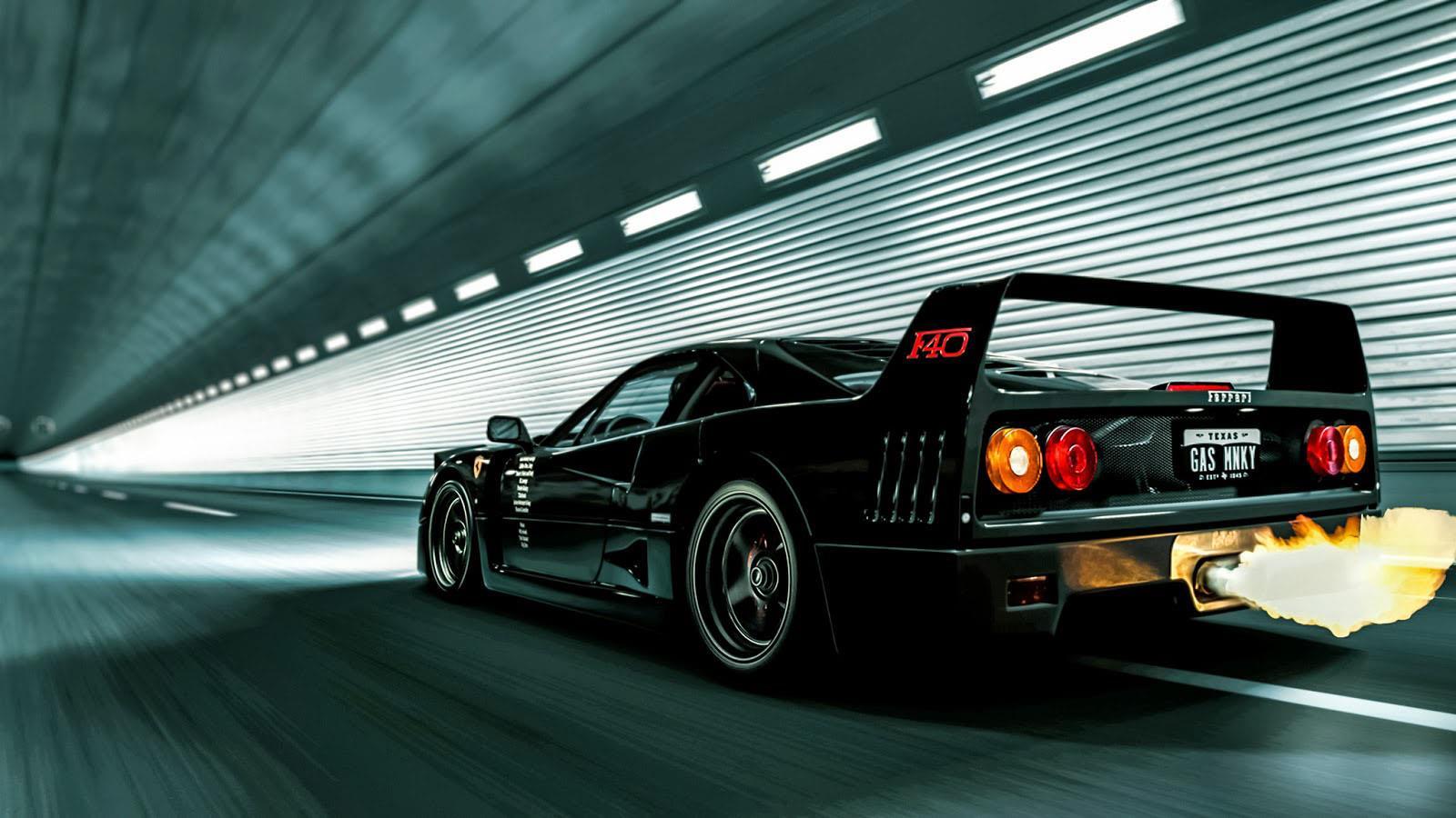 Documentaire Ferrari F40 – Voiture de légende