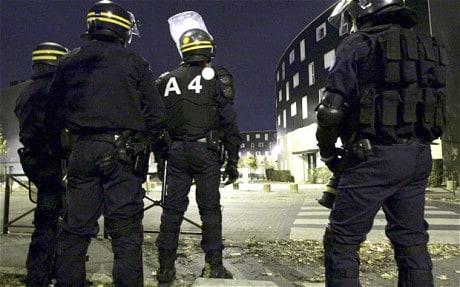 Documentaire France état d'urgence, vu de l'intérieur