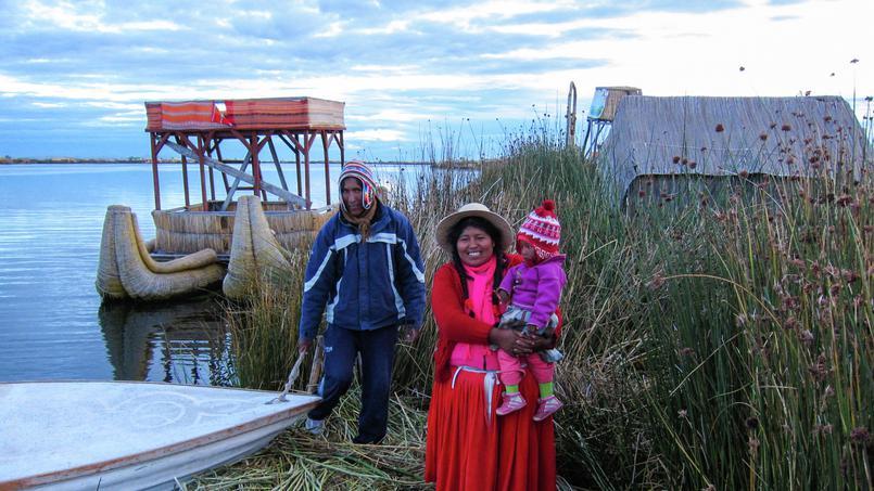 Documentaire Gens du lac Titicaca – Le peuple de la mer des Andes