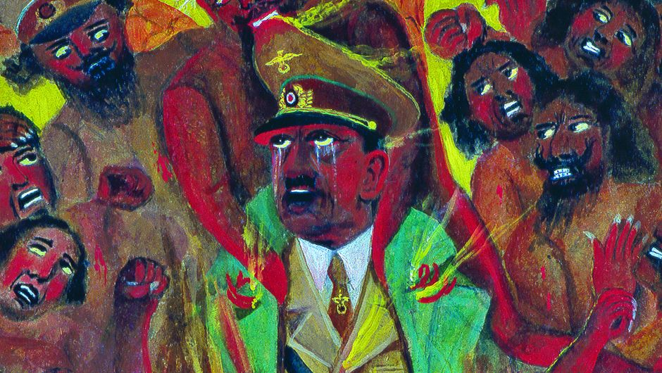 Documentaire Hitler en enfer : le rêve du peintre Joseph Steib