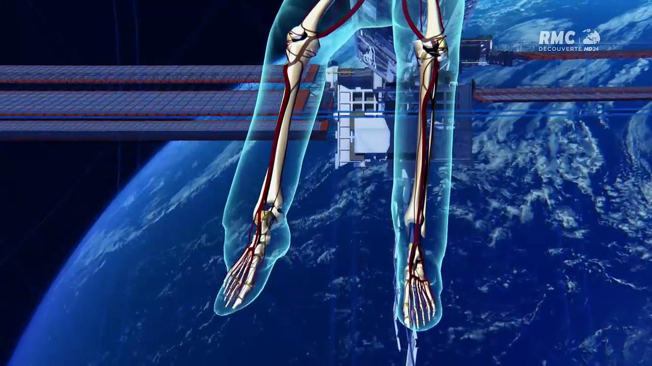 Documentaire ISS, mégastructure de l'espace (1/2)