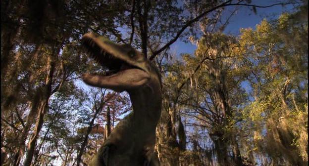 Documentaire Jurassic Fight Club – 10/12 – Les rivières de la mort