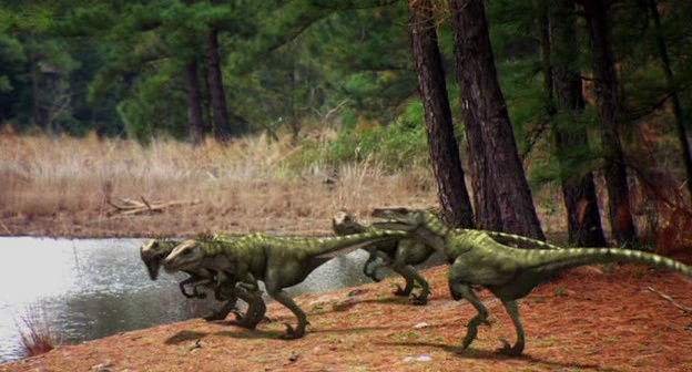 Documentaire Jurassic Fight Club – 11/12 – Piège Mortel
