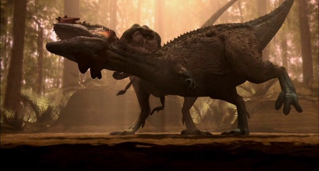 Documentaire Jurassic Fight Club – 1/12 – Le dinosaure cannibale