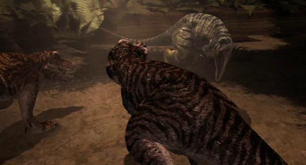 Documentaire Jurassic Fight Club – 2/12 – Les chasseurs de t-rex