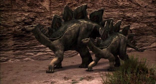 Documentaire Jurassic Fight Club – 4/12 – La guerre de l'eau