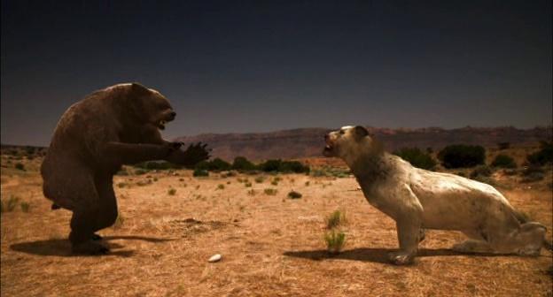 Documentaire Jurassic Fight Club – 6/12 – Les monstres de l'âge de glace