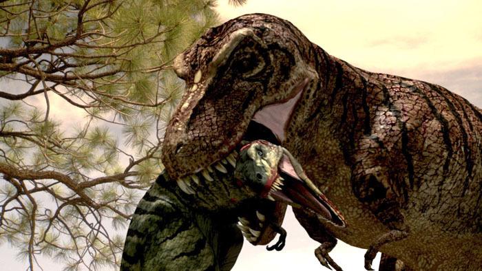 Documentaire Jurassic Fight Club – 9/12 – Les plus grands tueurs