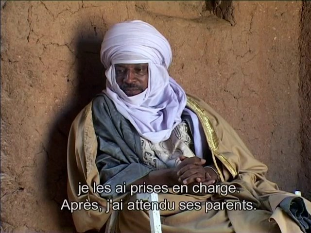 Documentaire Justice à Agadez