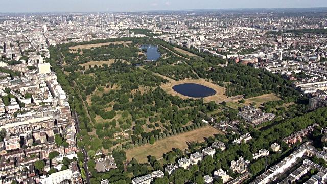 Documentaire Londres – Hyde Park et Kensington Gardens