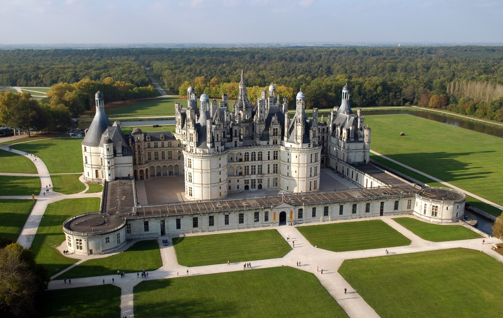 Documentaire Le château Chambord