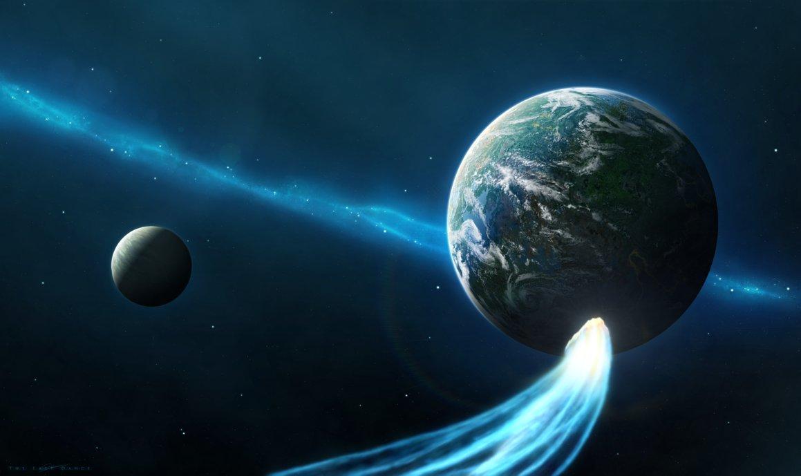 Documentaire Le Cosmos dans tous ses états – 6/6 – Les comètes