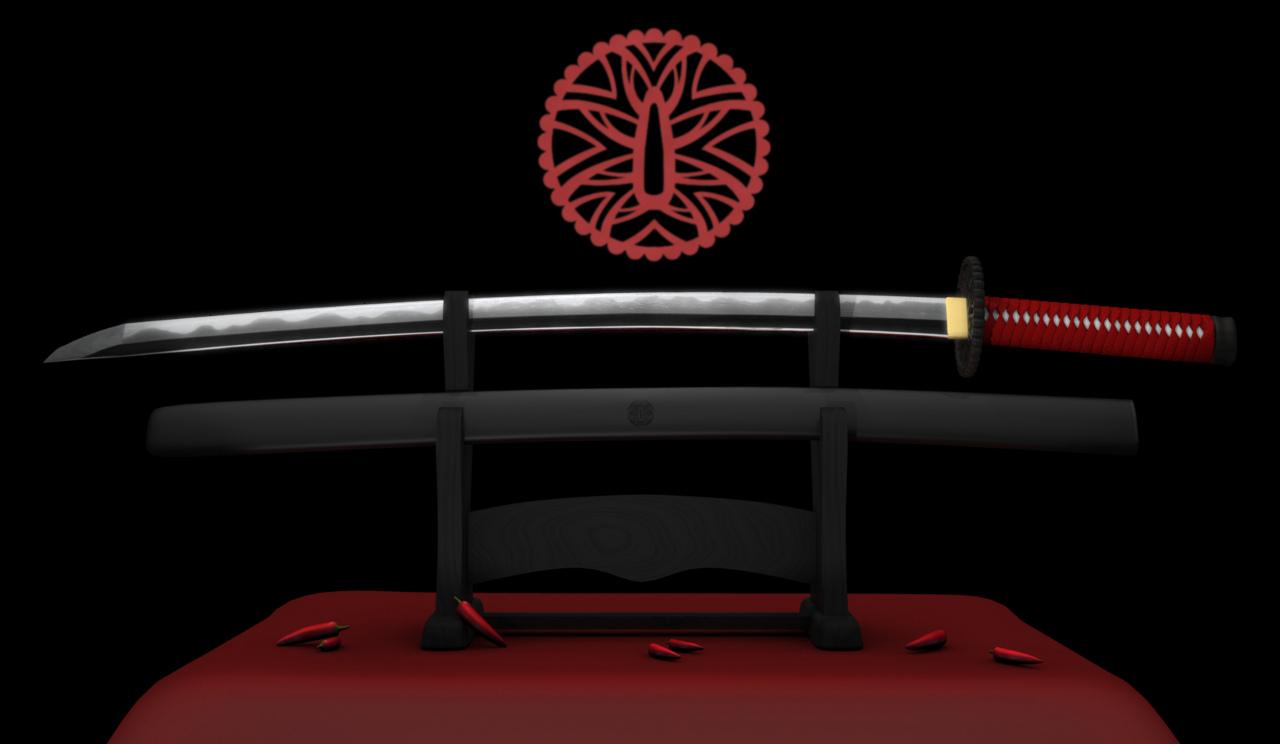 Documentaire Le Katana – Sabre de Samouraï