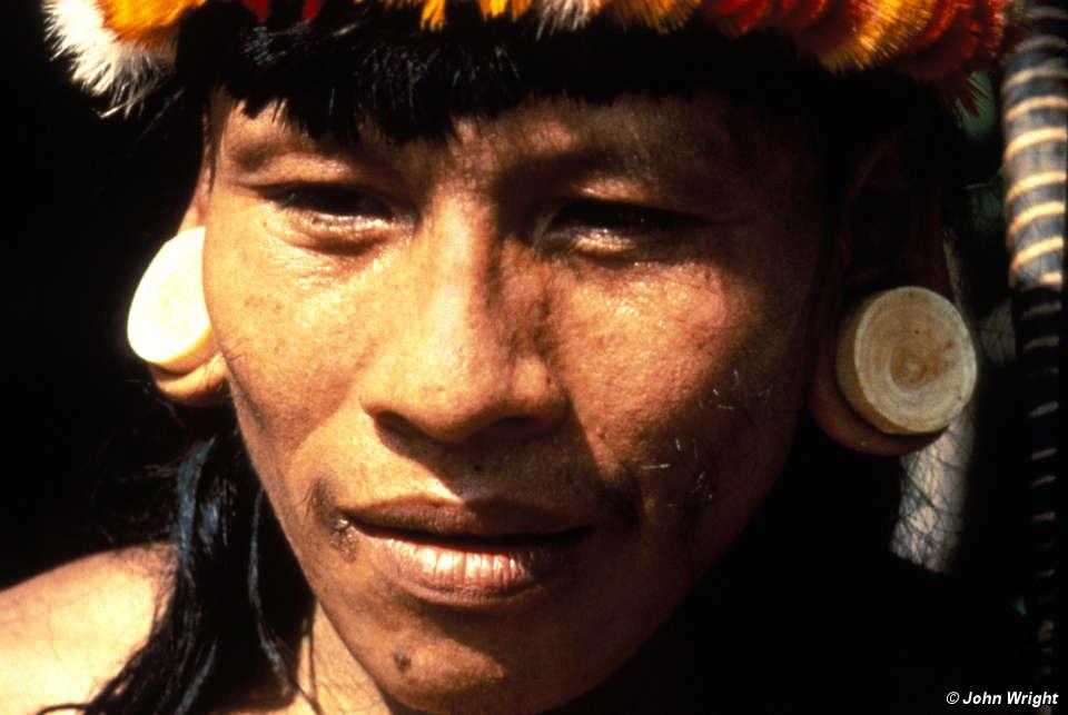 Documentaire Le peuple de l'anaconda et moi
