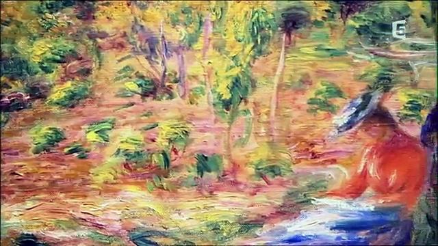 Documentaire Le génie des Renoir, de père en fils – La galerie