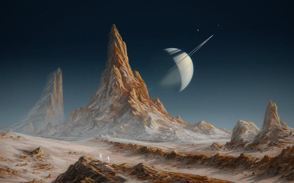 Documentaire Les clés de l'univers – Saturne, planète habitable ?