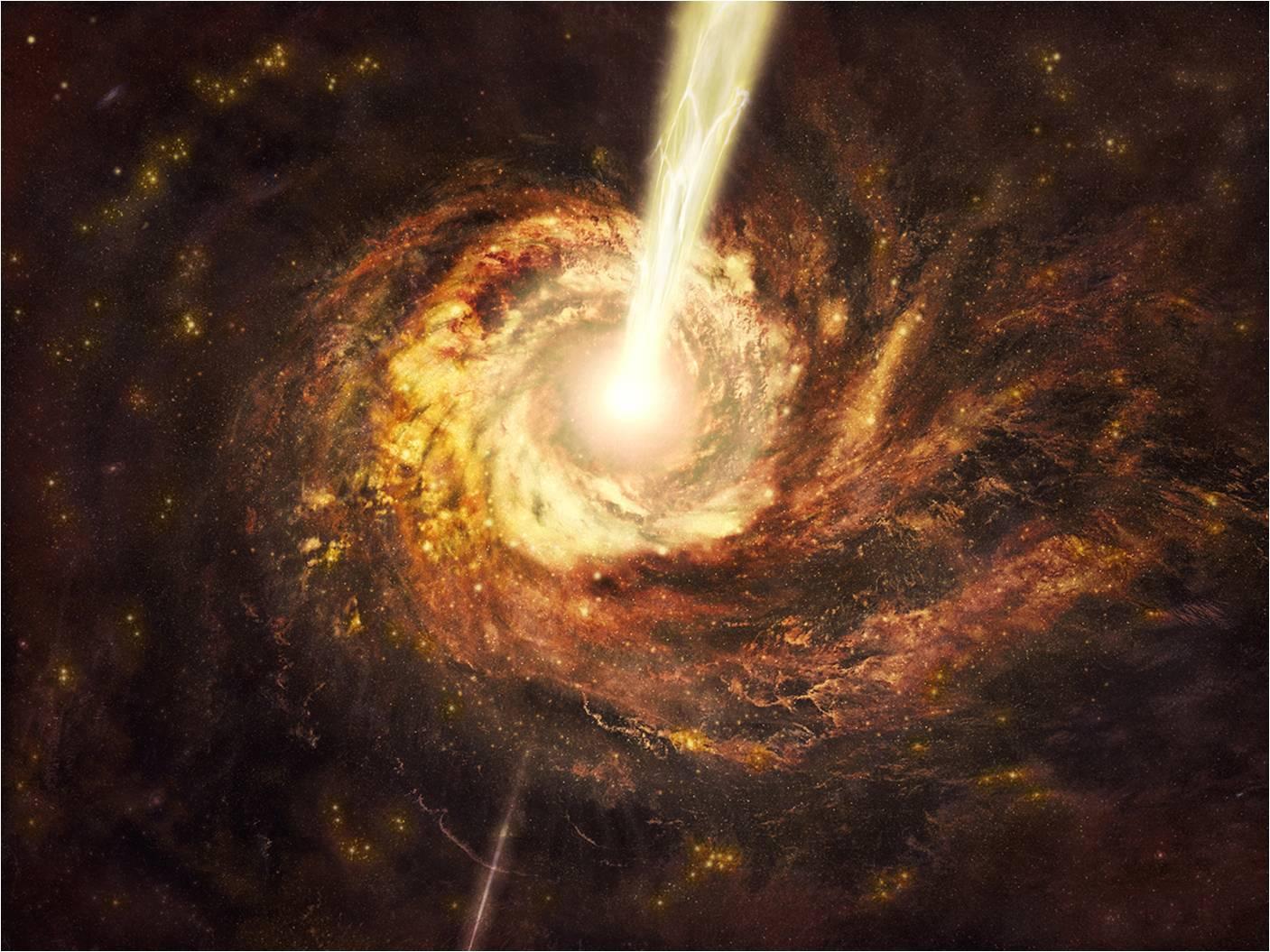 Documentaire Les clés de l'univers – Tempêtes de feu