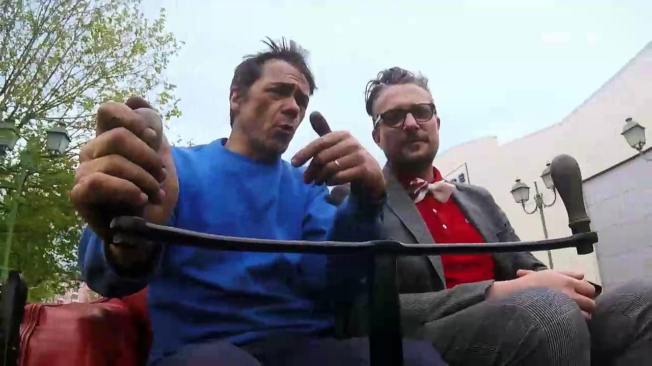 Documentaire Les grandes heures de l'automobile française (1/3)