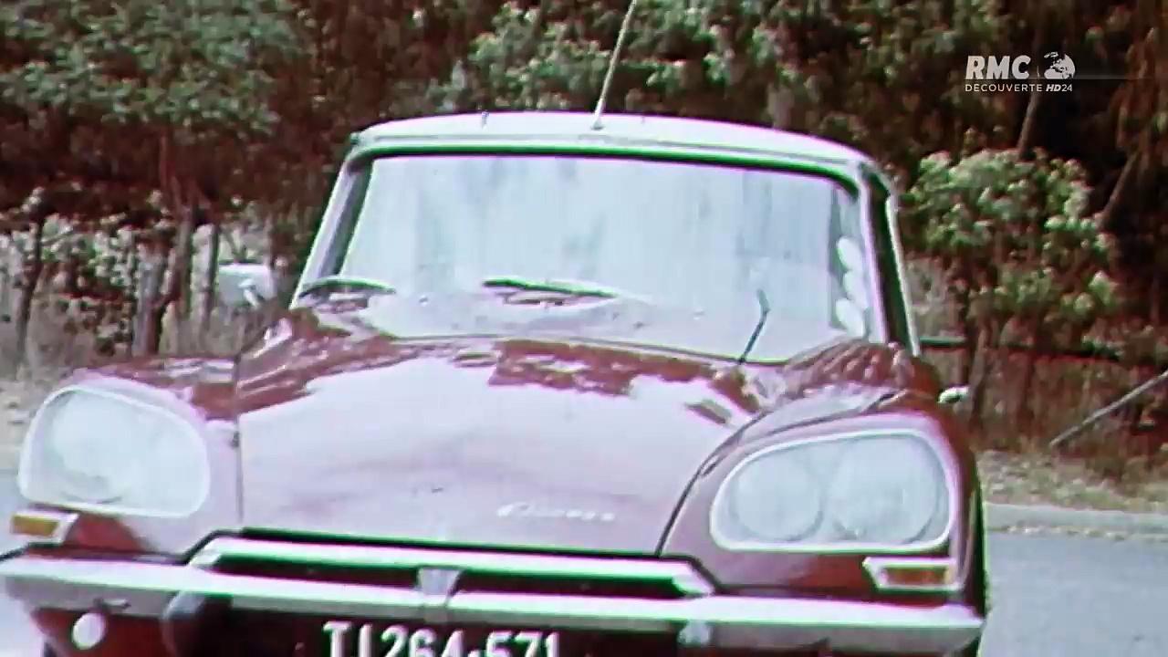 Documentaire Les grandes heures de l'automobile française (3/3)