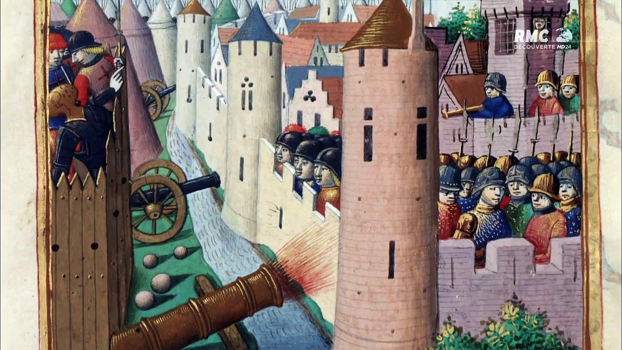 Documentaire Les mystères de l'Histoire – Jeanne d'Arc