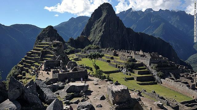 Les mystères du passé - Machu Picchu, le défi Inca