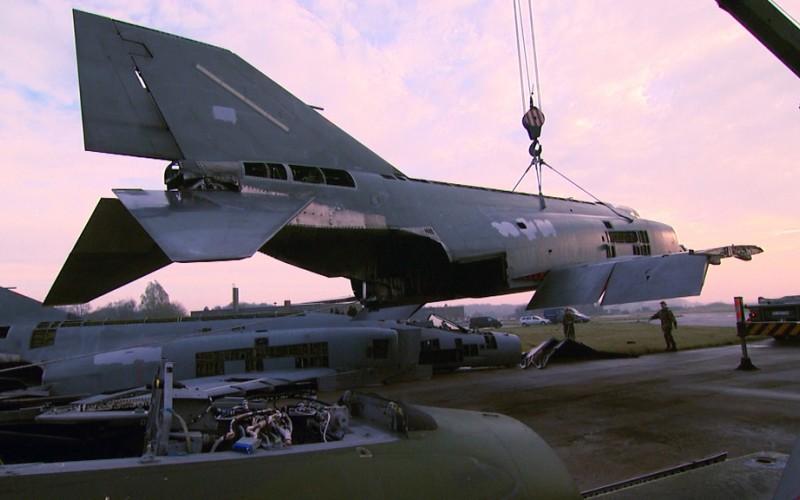 Documentaire Megastructures – F4 Phantom