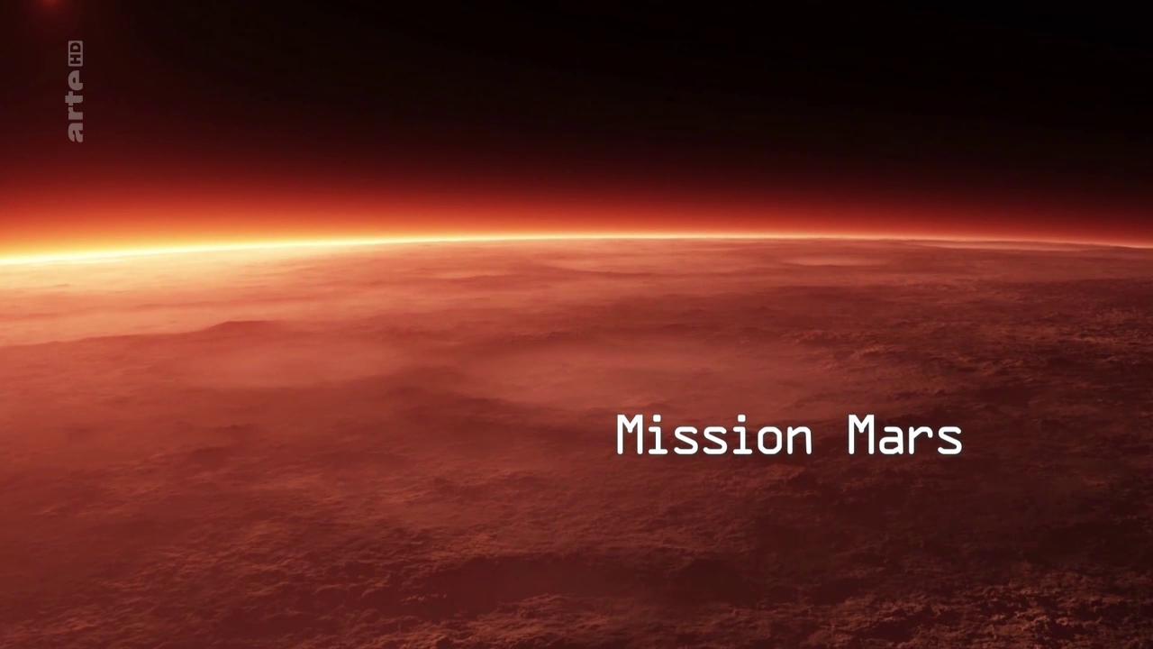 Documentaire Mission Mars – Le programme spatial européen entre rêves et réalité