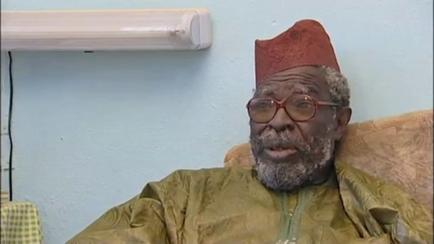 Documentaire Moustapha Alassane, cinéaste du possible