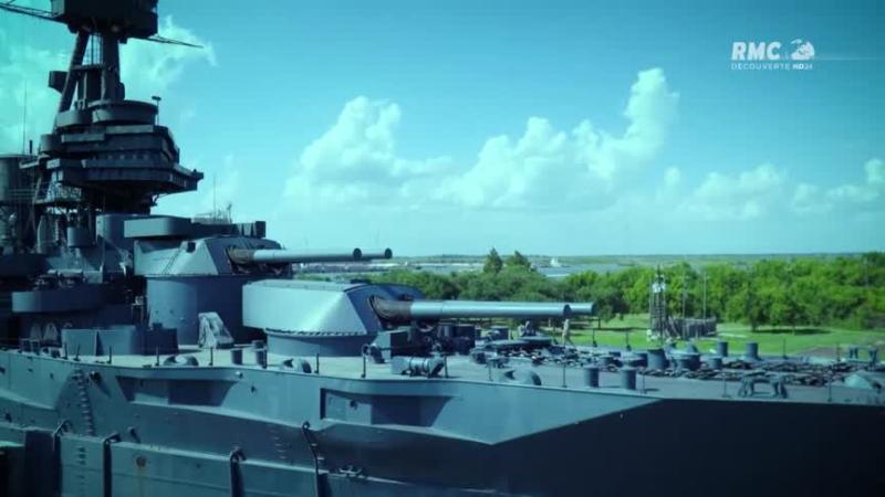 Documentaire Navires de guerre – Les bateaux espions