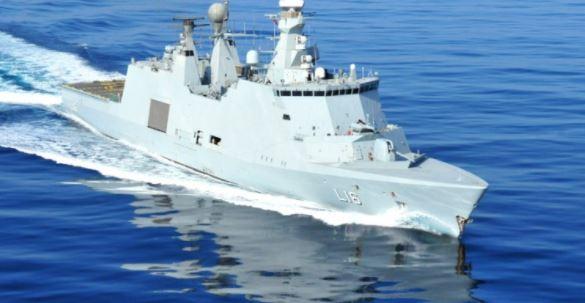Documentaire Navires de guerre – Sauvetage en haute mer