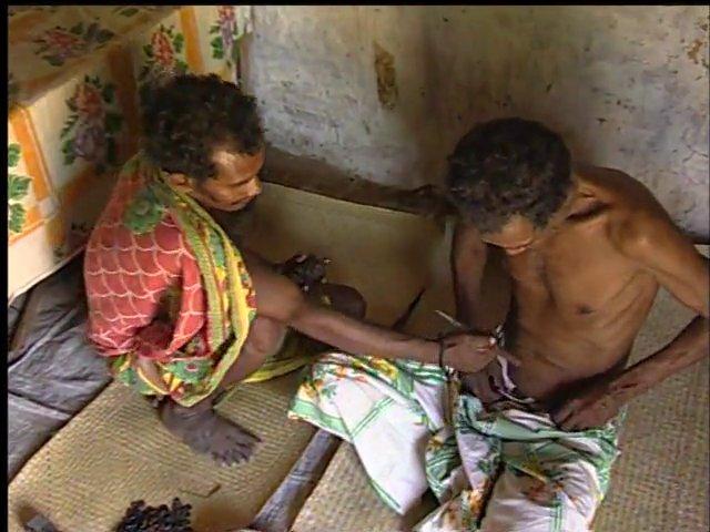 Documentaire Ombiasy, les hommes médecine