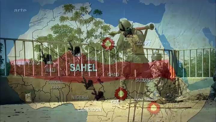 Documentaire Opération Serval