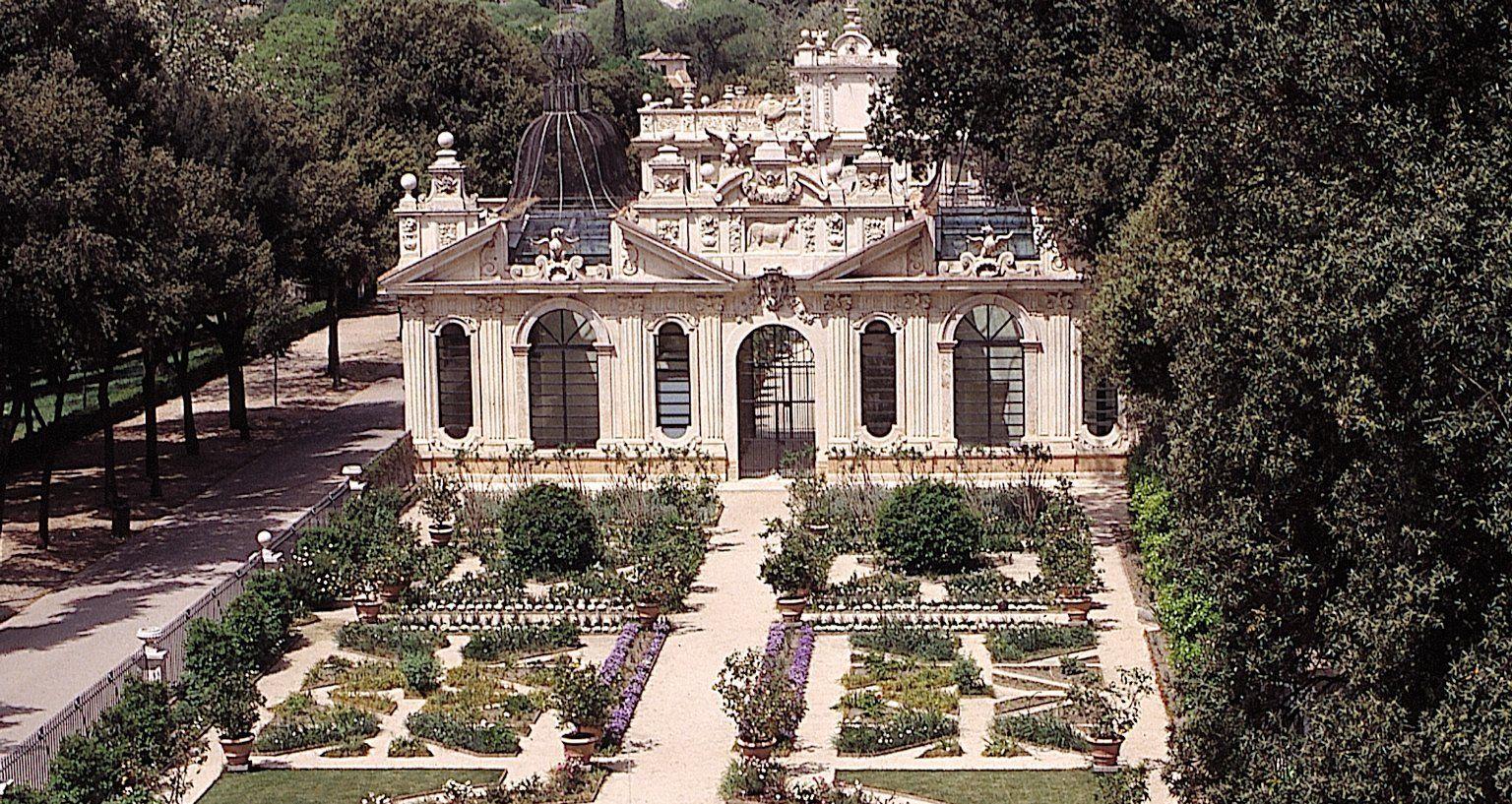 Documentaire Rome, la Villa Borghese