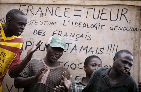 Documentaire Rwanda, l'impossible pardon