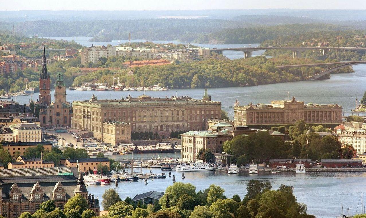 Documentaire Stockholm- les jardins royaux