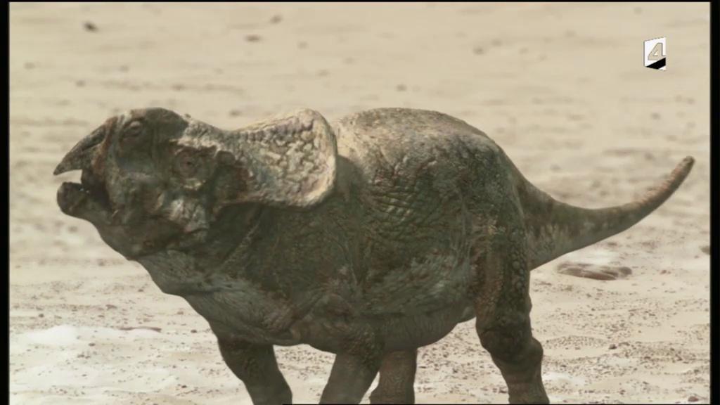 Documentaire Safari Préhistorique – Griffes géantes