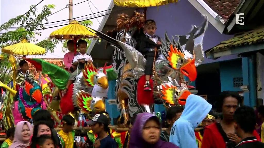 Documentaire Sale temps pour la planète – Indonésie, paradis en danger