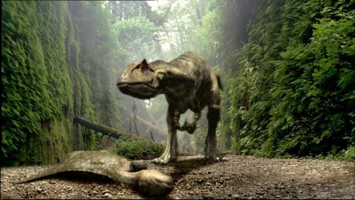 Documentaire Sur la Terre des Dinosaures – L'ère des géants