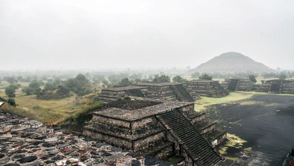 Documentaire Teotihuacán – Les trésors de la cité des dieux