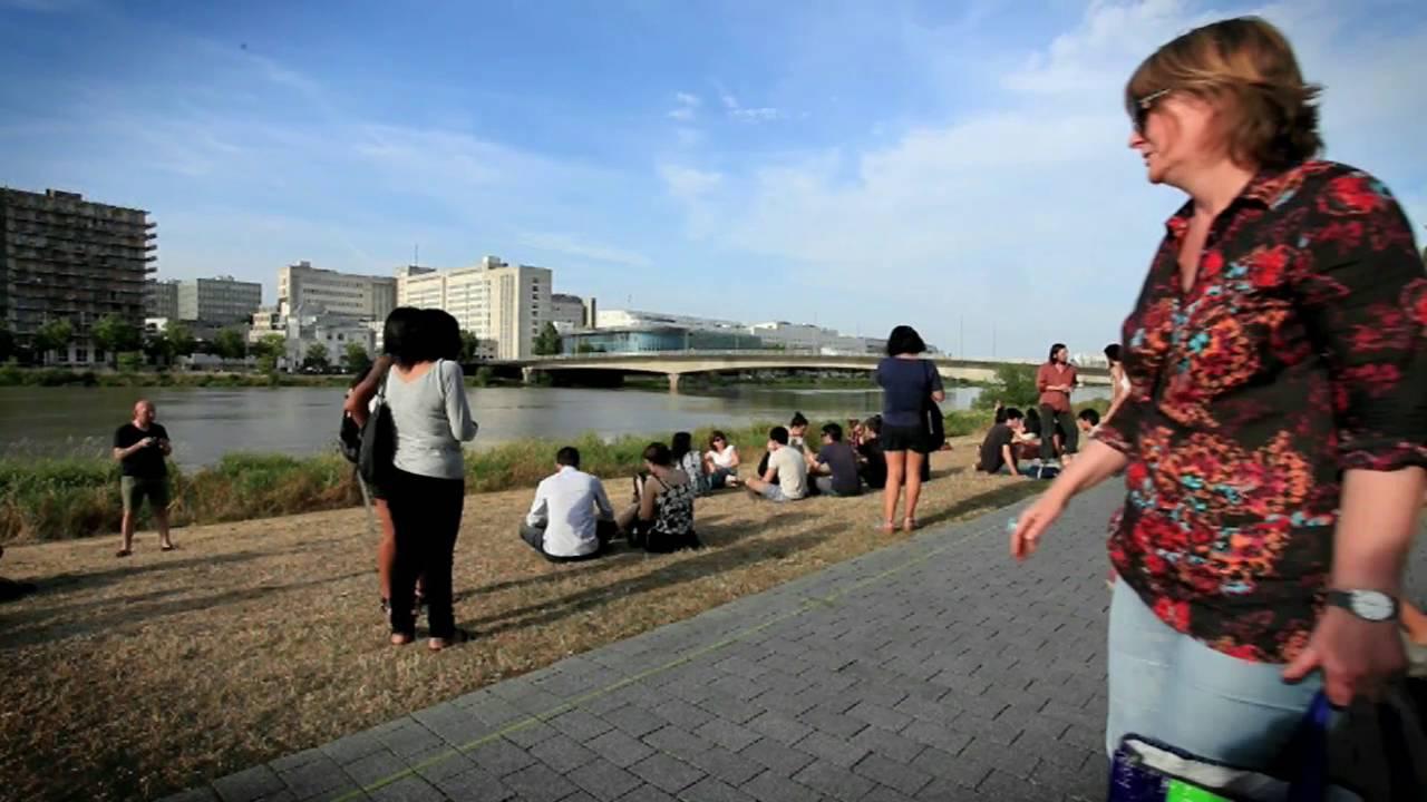 Documentaire Une île en ville, histoire de l'île de Nantes