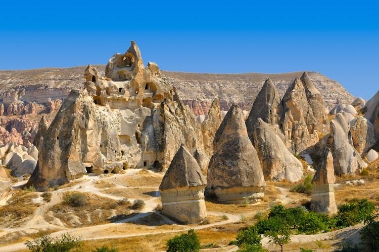 Documentaire Voyage en Cappadoce