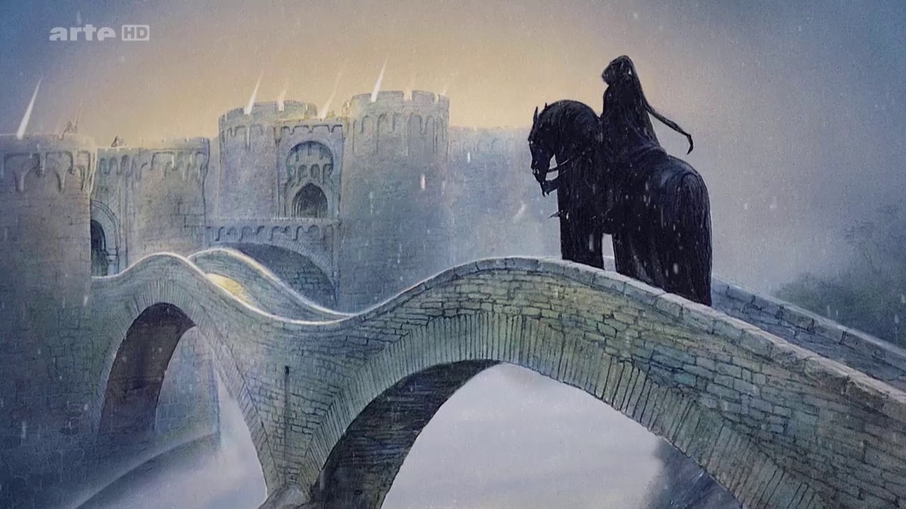 Documentaire À la recherche du Hobbit – 4/5 – L'or perdu du Rhin