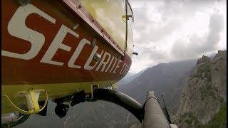 Documentaire Corse: Hélicos et Samu, sauvetages à haut risque !