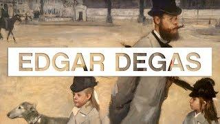 Documentaire Les grands maîtres de la peinture – Degas