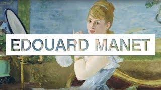 Documentaire Les grands maîtres de la peinture: Edouard Manet