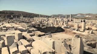 Documentaire Trésors de la Mer Egée