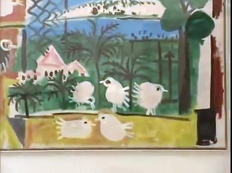 Documentaire 13 journées dans la vie de Picasso