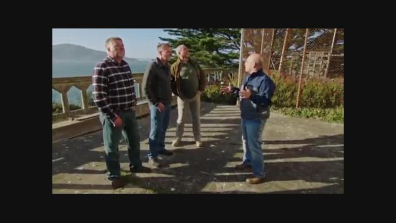 Documentaire Alcatraz: en quête de vérité (2/2)